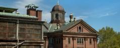Visite de l'hopital abandonné Taunton