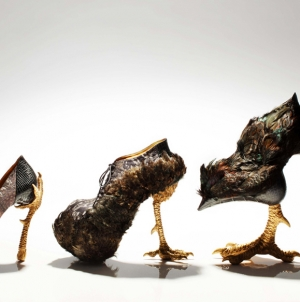 Découvrez les Shocking Shoes by Masaya Kushino