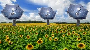 IBM et Airlight énergie développent une technologie d'énergie solaire abordable