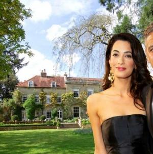 Visite du manoir de George Clooney
