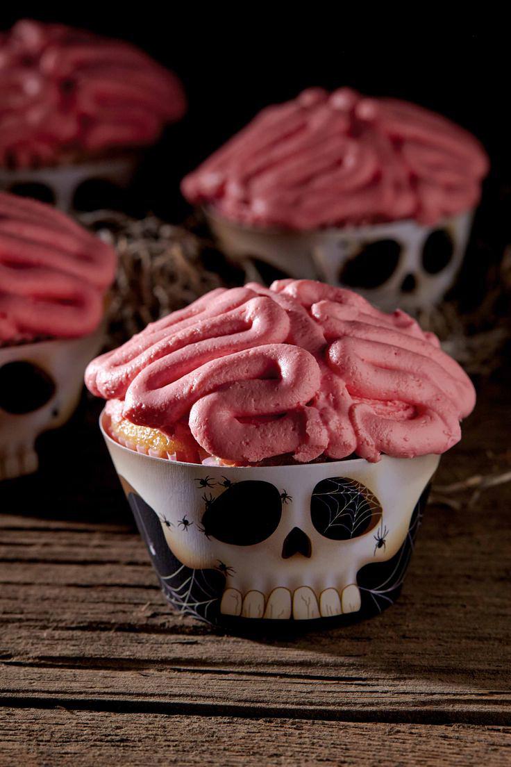 20 idées de Cupcakes pour Halloween