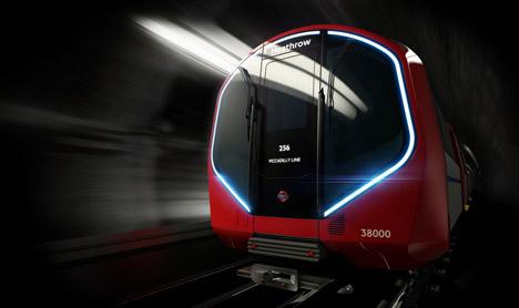 metro londres 2020