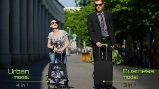 OLAF Scooters – Les valises trotinette