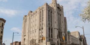 Visite d'un Temple Maçonnique à Detroit