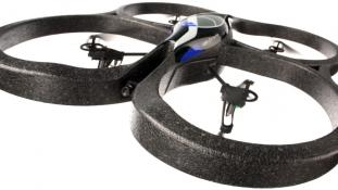 Le gagnant de l'AR.Drone 2.0 Power Edition by Parrot est …
