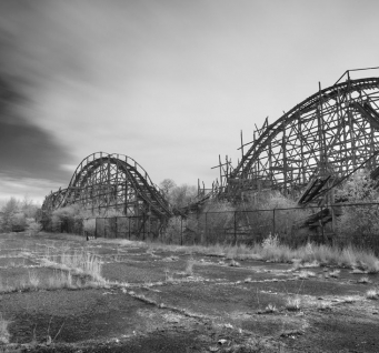 Parc d'attraction abandonné – Le Lincoln Park