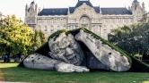 Découvrez les gigantesques sculptures by Ervin Loránth Hervé