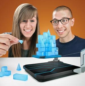 Hoverkraft : Jouer à Tetris en 3D et en lévitation