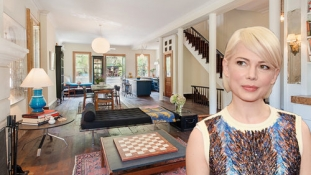 Visite de la maison de Michelle Williams