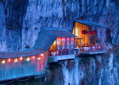 Fangweng Cliffside Restaurant