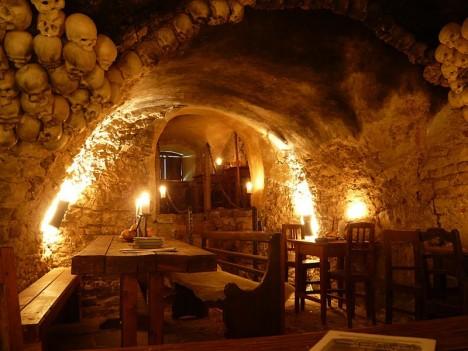 Medieval Tavern Brabant
