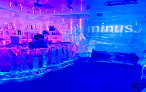 Minus 5 Ice Restaurant