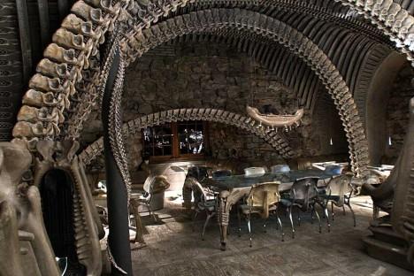HR Giger Bar and Restaurant