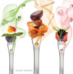Aromafork – La fourchette qui change la saveur des aliments