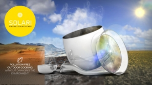 Solari – Le four solaire portable