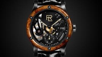 La montre Skeleton Automotive by Ralph Lauren