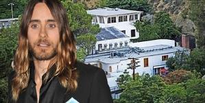 Visite la maison de Jared Leto