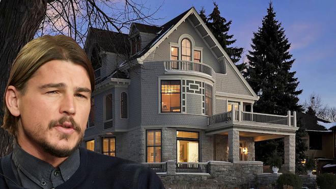 maison de Josh Hartnett