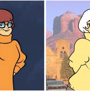 A quoi ressembleraient les personnages de Scooby Doo aujourd'hui ?