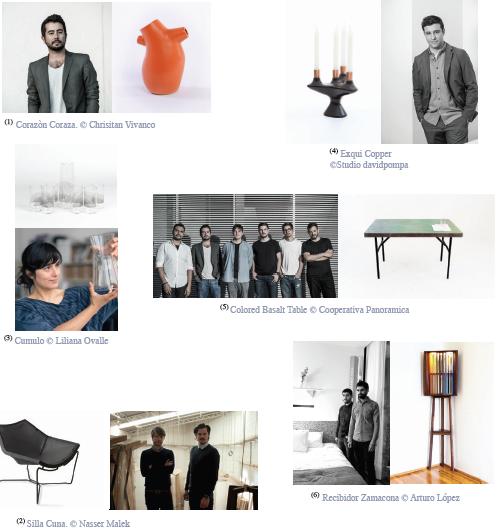 talents à la carte Maison et Objet 2015 #MO15
