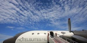Airplane Suite – Un hôtel dans un avion