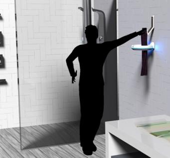 L'incroyable Pure Towel by Leobardo Armenta