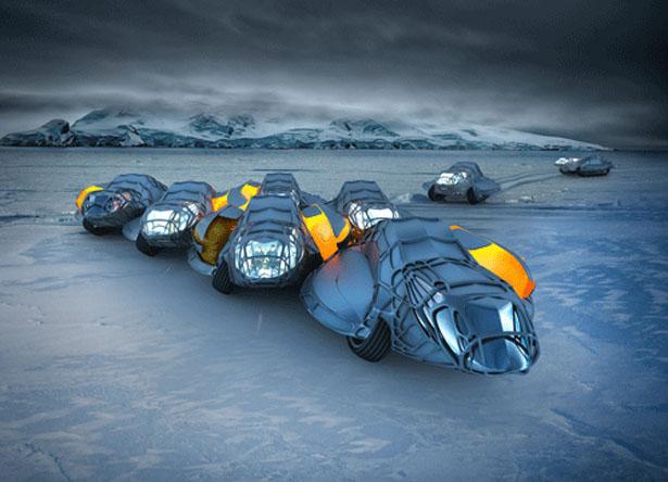 Unité de recherche sur l'Antarctique
