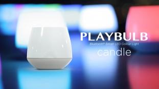 Gagnez la bougie connectée Playbulb Candle