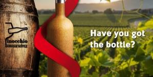 La bouteille Pinocchio Barrique permet de créer son vin