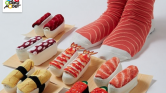 Fun : Les chaussettes Sushi !
