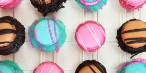 Cupcaron – L'enfant du Cupcake et du Macaron