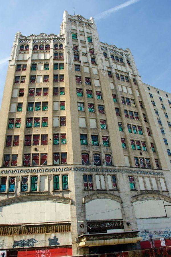 Metropolitan Building Détroit