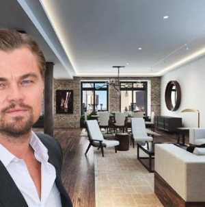 Visite de l'appartement de Leonardo DiCaprio
