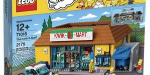Simpsons – Le Kwik-E-Mart version Lego
