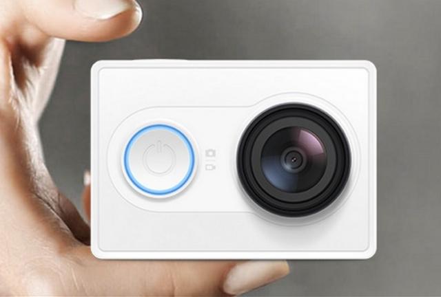 Camera Yi Xiaomi