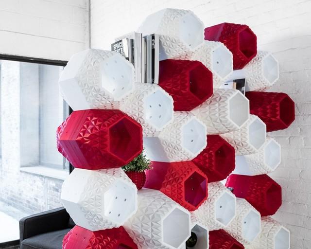 Supermod étagères imprimession 3D