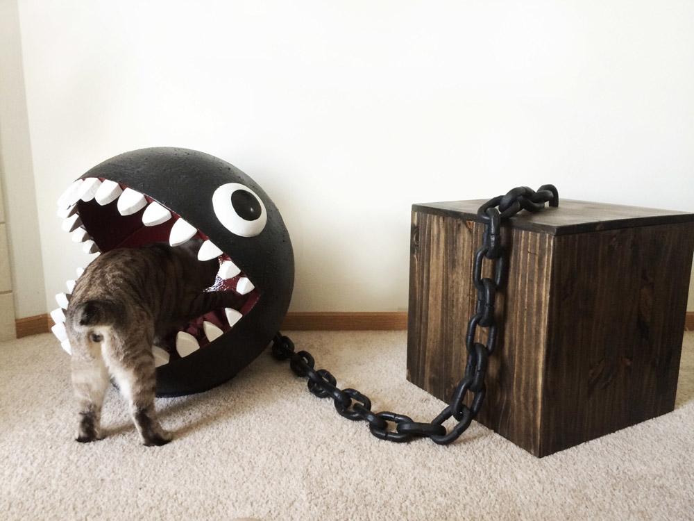 niche Chain Chomp