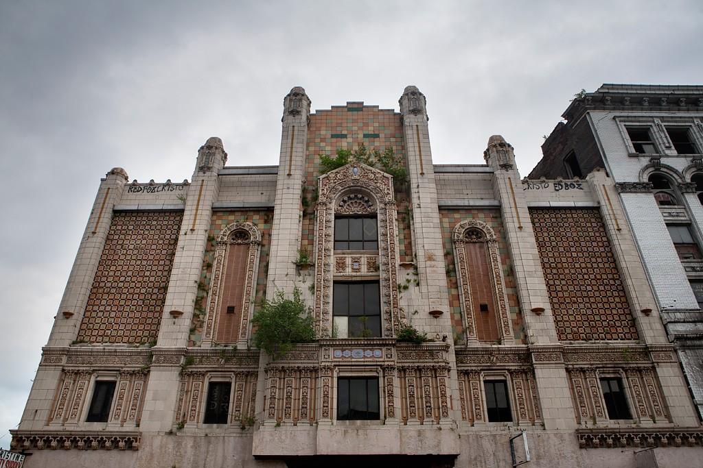 Majestic Theater History