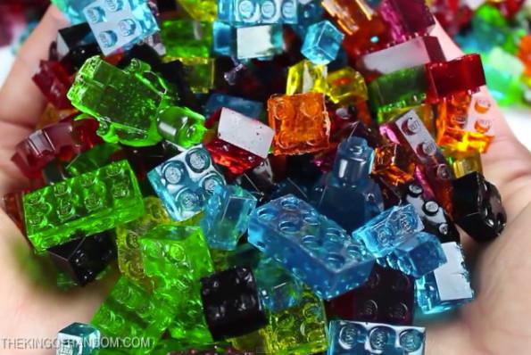 bonbons Lego