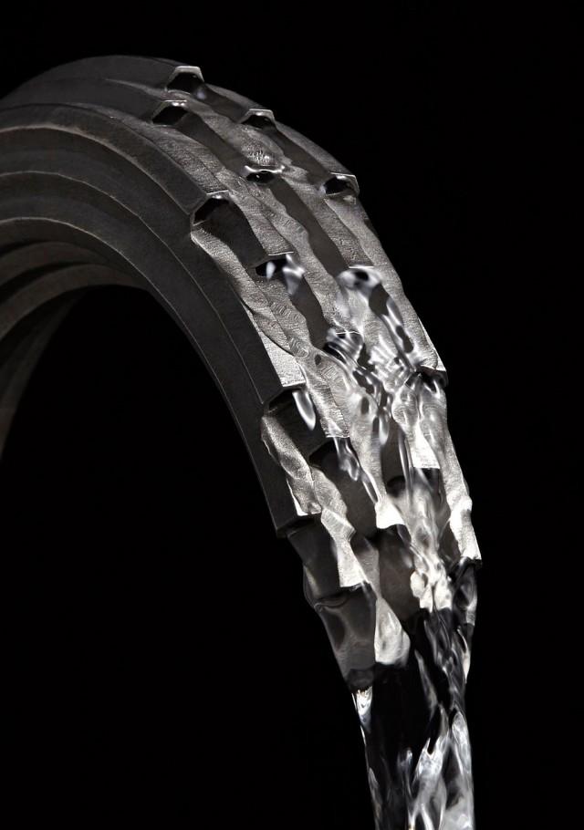 robinet imprimé en 3D