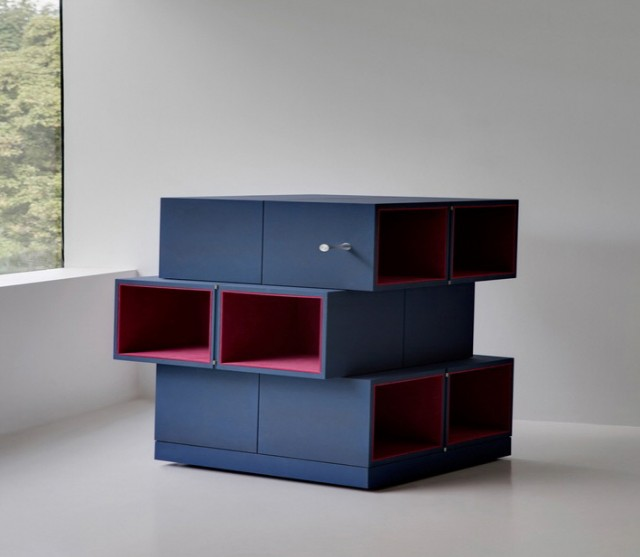 Cubrick meuble transformable