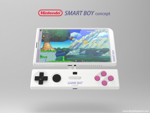 smart boy smartphone nintendo android 1