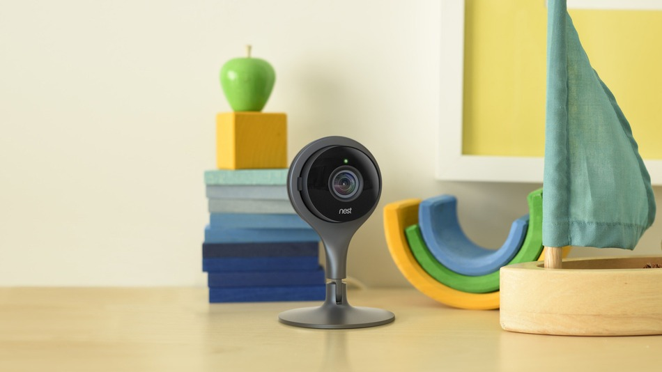 camera intelligente Nest Cam