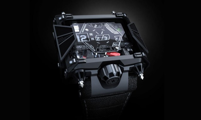 Devon Star Wars montre Dark Vador