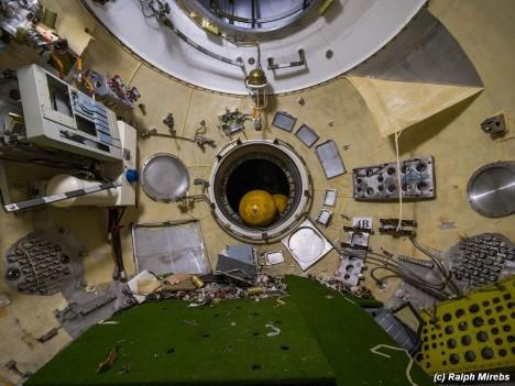 navette spatiale abandonnée bourane