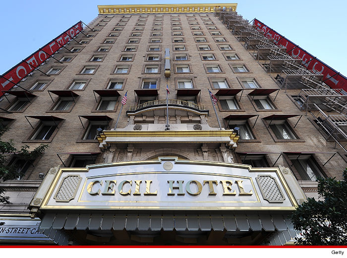 American Horror Story Cecil Hotel
