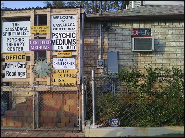 City Guide Floride camp spiritualiste de Cassadaga