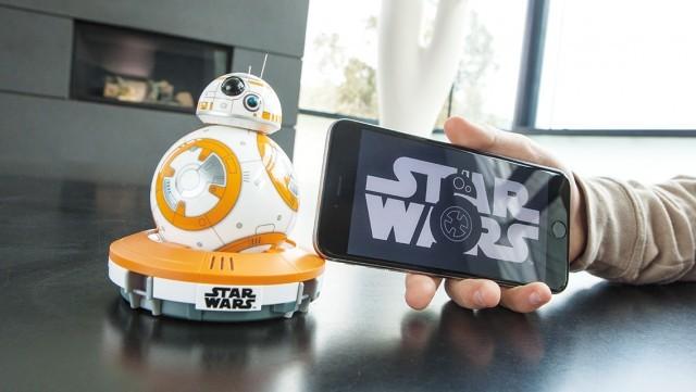 robot Sphero BB-8 Star Wars