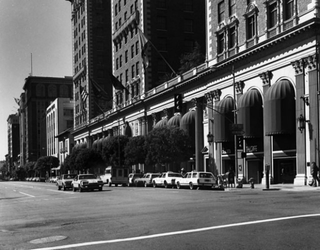City Guide Los Angeles Millennium Biltmore Hotel
