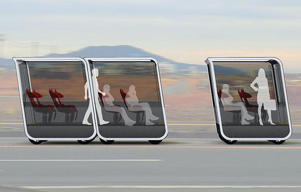 Next moyen de transport du futur